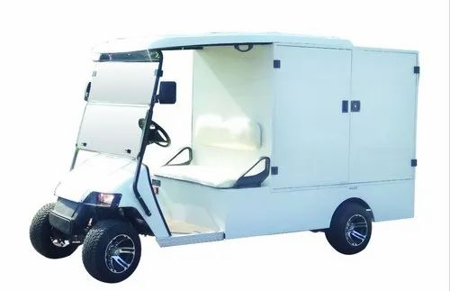 Battery Operated Electric Vehicle for Food & Beverage