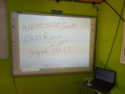 Interactive Class Room Solution