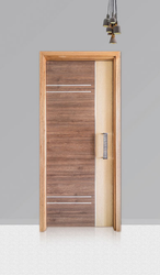 KM1008SS Rain Oak Door