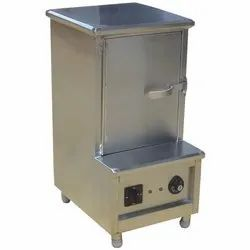 Catering Food Warmer Idly Steamer-Electric, For Commercial, Capacity: 54 Idlies