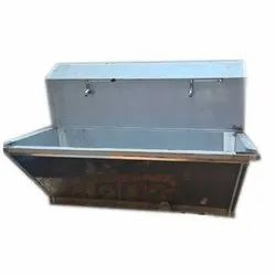 Wall Mounted Hospital Sink