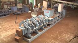 Bricks Maker Machine