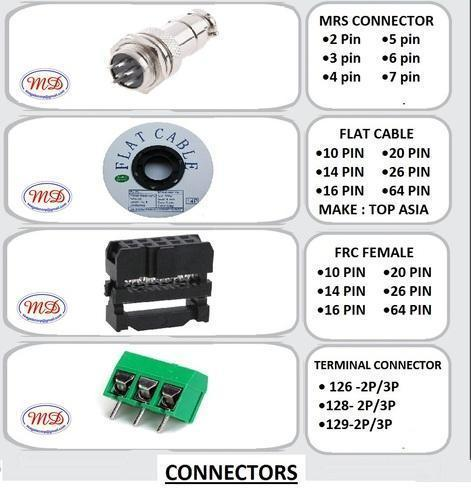 Weighing Connectors