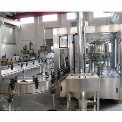 Water Bottling SS Plant