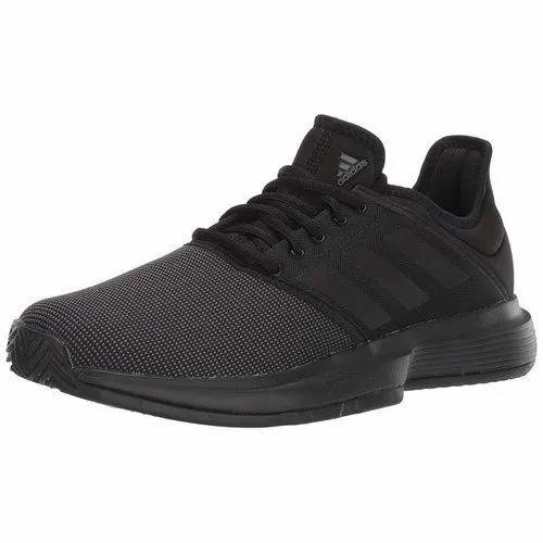 Sports Wear Mens Black Adidas Shoes