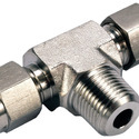 Twin Ferrule Tube Fitting