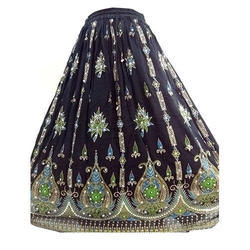 Sitara Printed Long Skirts