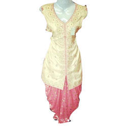 XL Silk Designer Patiala Suit