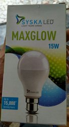 Syska LED Maxglow Bulb
