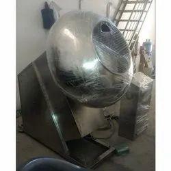 Masala Coating Pan Machine