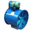 Belt Drive Vane Axial Fan