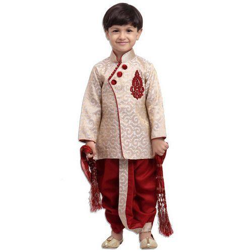 1f5d02527589 Printed Kids Dhoti Kurta, Rs 600 /piece(s), Kinny Garments Private ...