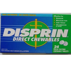 Disprin Direct Chewables