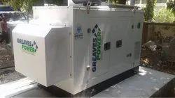 Greaves 45 KVA Silent Diesel Generator Set, 3-Phase