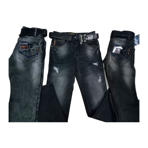 Keymon Stylish Boys Jeans