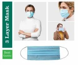3 Ply Medical Masks