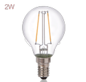 Bright Fill LED Filament A45 - 2 W Bulb