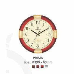 Plastic Fancy Clock