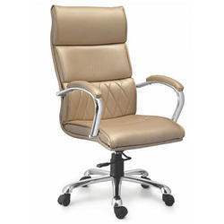 SPS-117 High Back Leather Director Chair