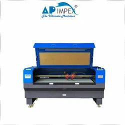 Ccd Camera Vision Laser Cutting Machine For Logo Label Sign