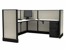 Office Workstation for One Person
