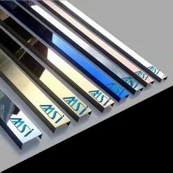 Stainless Steel Decorative Profiles
