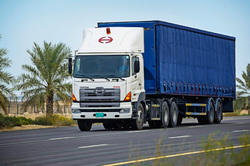 Industrial Goods Transportation Service