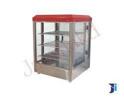 1 Kw Janshakti SS Food Warmer, Capacity: 90 To 95 Piece