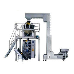 Multi Head Weigher Collar Type Packing Machine