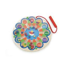 Magnetic Bead Trace- Clock  Toy