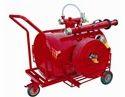 Mild Steel Foam Trolley
