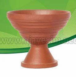 Terracotta Ice Cream Bowl