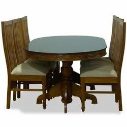 LRF Dimensions: 6'x3' Oval Dining Set