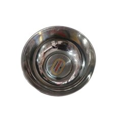 Vinod Silver Stainless Steel Bowl