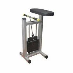 Mild Steel Wrist Curl Machine, for Gym