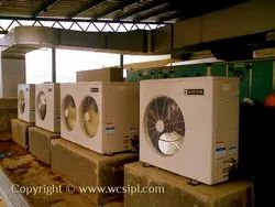 Blue Star Central Air Conditioner