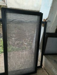 2.5 Feet Wooden Mosquito Net Window
