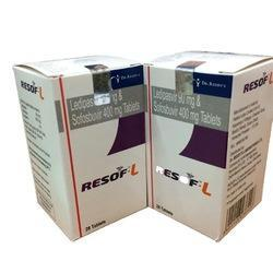 Resof-L Ledipasvir And Sofosbuvir Tablets