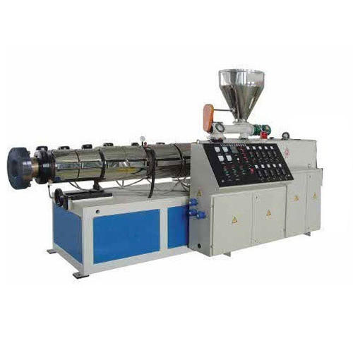 Food Processing Extruder Machine - Double Screw Extruder