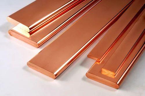 Copper Flat Busbar at Rs 480/kilogram | Copper Busbar | ID ...