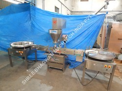 Auger Filling Machine for Jar