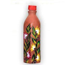 Earthen Water Bottle ( 1 Liter )