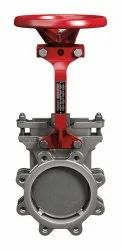 Unidirectional Knife Gate Valve