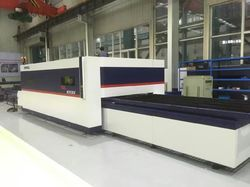 Gl3015f Ipg4000w Fiber Laser Cutting Machine