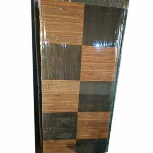 Single Door Interior Teak Wooden Door