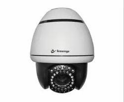 2 MP AHD PTZ  10x High Speed Dome Camera SECURE EYE
