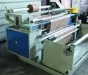 Slitting Rewinding Machine For Textile Cloth