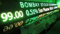LED Stock Exchange Ticker