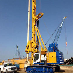 Sheet Pile Driver Equipment Rental Service