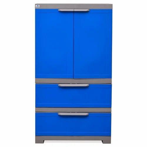 Nilkamal Freedom 2 B Plastic Free Standing Cabinet